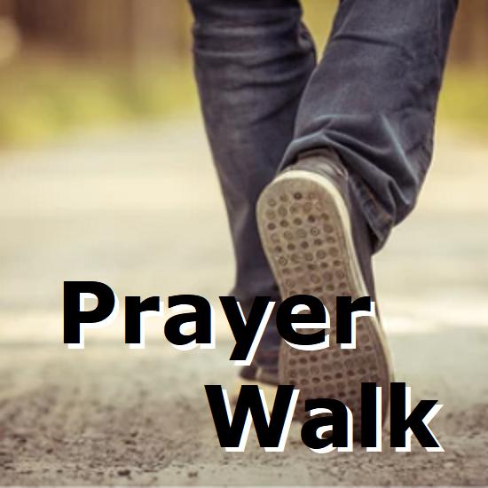 A Prayer Walk